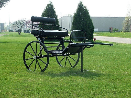 Still in the Crate - Frey Carriage for Sale