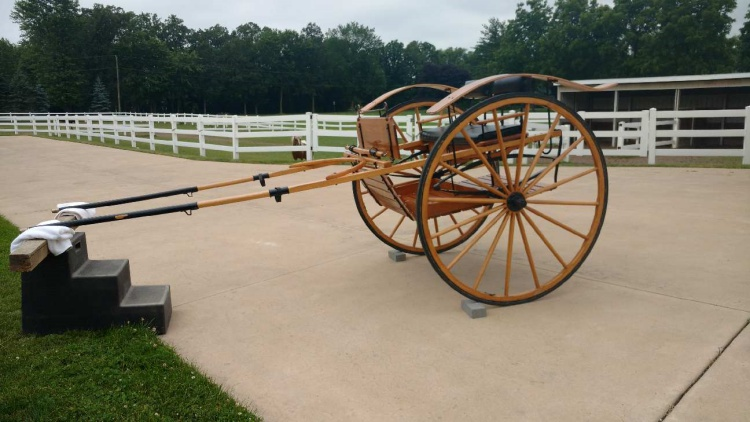Gorgeous Smuckers Meadowbrook Cart