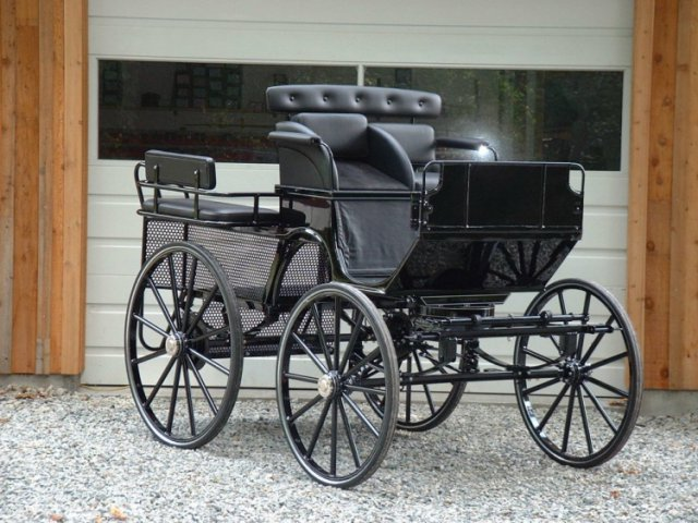 Pacific Carriage Wagonette